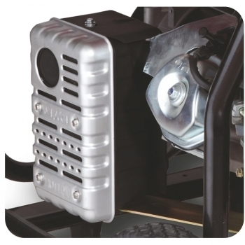 Generator de curent Senci, SC 5000E, monofazic, putere 4.5 kW, benzina, putere motor 11 Cp, tensiune 230 V, pornire electrica, AVR inclus #6