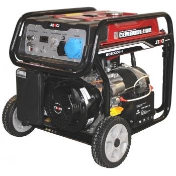 Generator de curent Senci SC 8000E, AVR inclus, Pornire electrica