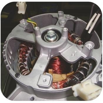Generator de curent Senci SC 8000E, AVR inclus, Pornire electrica #3