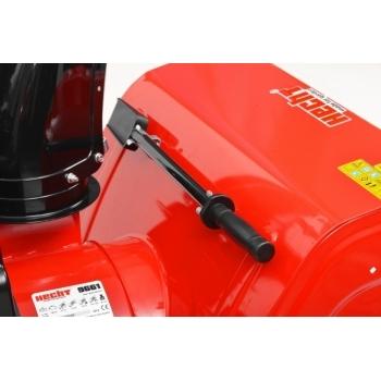 Freza pentru zapada Hecht 9661 SE, benzina, latime lucru 61 cm, inaltime de lucru 53 cm, pornire electrica si la sfoara, 6 viteze inainte + 2 inapoi #7
