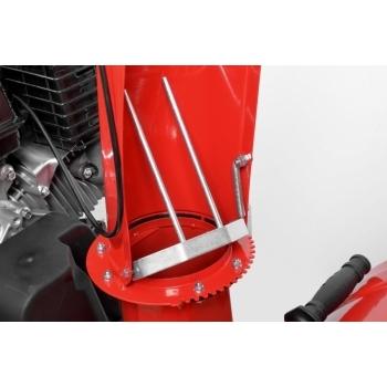 Freza pentru zapada Hecht 9628 SE, benzina, putere 8 Cp, latime lucru 62 cm, adancime de lucru 55 cm, pornire electrica si la sfoara, 6 viteze inainte + 2 inapoi #7
