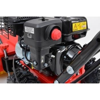 Masina de curatat Hecht 8616 cu motor termic 6.5 CP, latime lucru 62/85 cm #3