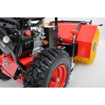 Masina de curatat Hecht 8616 cu motor termic 6.5 CP, latime lucru 62/85 cm #2