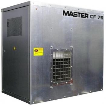 Termosuflanta cu gaz Master CF75, 75 kW, flux aer 2100 mc/h, zinc, Eurokomax