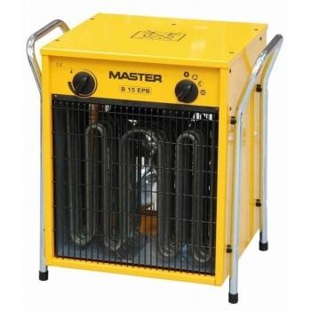 Termosuflanta electrica industriala Master B15EPB, 7.5/15 kW, flux aer 1700 mc/h, Eurokomax