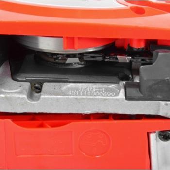 Motofierastrau Hecht 950, benzina, putere 3 Cp, lungime lama 39 cm #14