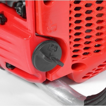 Motofierastrau Hecht 956, benzina, putere 3.2 CP, lungime lama 39 cm #2