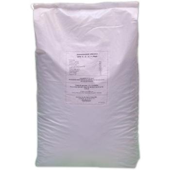 Ingrasamant  granulat, cu aplicare la sol,  NPK  4-3-3+1MgO, 25 kg, Fertikal