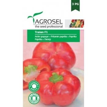 Seminte ardei gogosar Traian F1(20 sem), Agrosel, 3PG #2