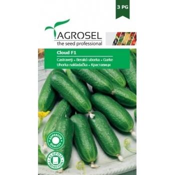 Seminte castraveti Cloud F1(15 sem), Agrosel, 3PG