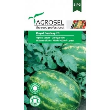 Seminte pepene Royal Fantasy F1(0.50 gr), Agrosel, 3PG