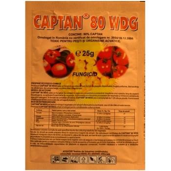 Fungicid Captan 80 WDG(25 gr) Chemark
