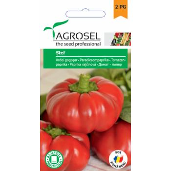 Seminte ardei gogosar Stef(1 gr), Agrosel, 2PG