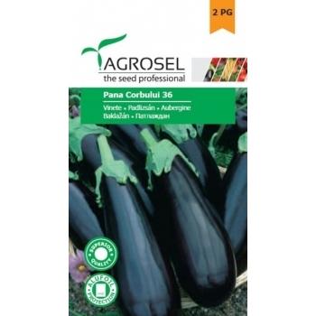 Seminte vinete Pana Corbului 36(2 gr), Agrosel