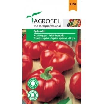 Seminte ardei gogosar Splendid(1 gr), Agrosel
