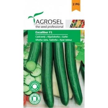 Seminte castraveti Excalibur F1(5 sem), Agrosel