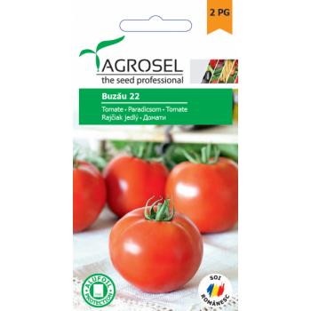 Seminte tomate Buzau 22(1 gr), Agrosel, 2PG