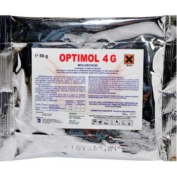 Moluscocid Optimol 4 G(50 gr) Summit Agro