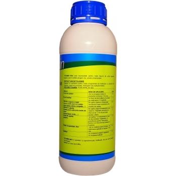 Fertilizant lichid, cu aplicare  foliara si fertirigare,  Tecamin Max, 1L,  AgriTecno #2