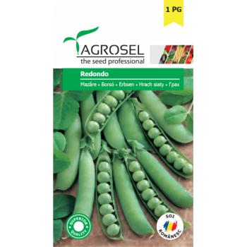 Seminte mazare Redondo(25 kg-sac), Agrosel