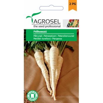 Seminte patrunjel de radacina Félhosszú(5 gr), Agrosel