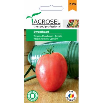 Seminte tomate Sweetheart(1 gr), Agrosel, 2PG