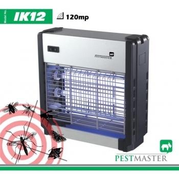Mini distrugator insecte cu lampi UV pentru terase IK 12, 120 mp, Pestmaster