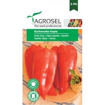 Seminte ardei lung Kurtovszka Kapia(1.5 gr), Agrosel