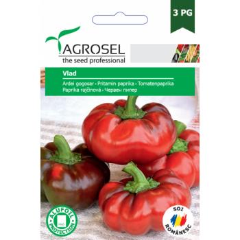 Seminte ardei gogosar Vlad(1,5 gr), Agrosel
