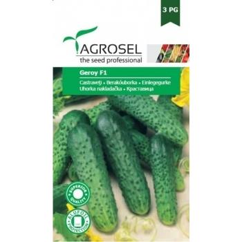 Seminte castraveti Geroy F1(15 sem), Agrosel