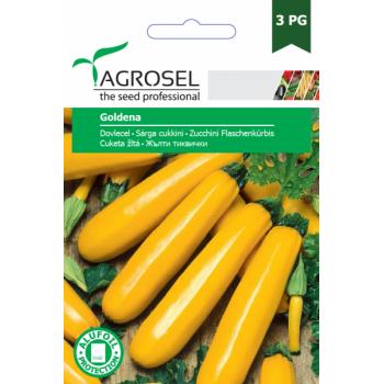 Seminte Dovlecel galben Goldena(5 gr), Agrosel