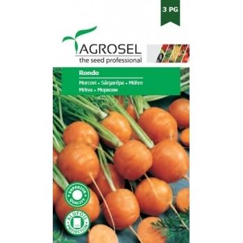 Seminte morcovi Rondo(5 gr), Agrosel