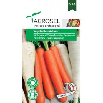 Seminte Mix de legume( banda), Agrosel