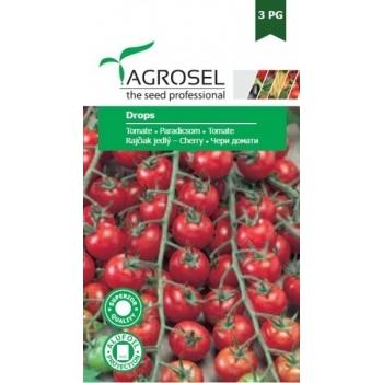 Semine tomate Drops (tip cherry)(1.5 gr), Agrosel
