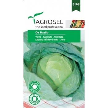 Seminte Varza de Buzau(5 gr), Agrosel, 3PG