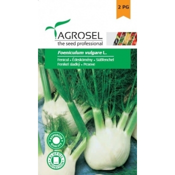 Seminte Fenicul(3 gr), Agrosel, 2PG