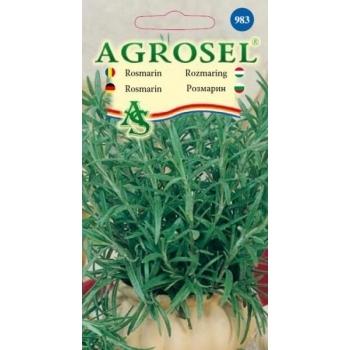 Seminte Rozmarin(0.10 gr), Agrosel, 2PG