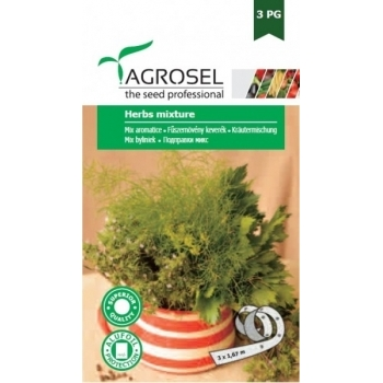 Seminte Mix aromatice(banda), Agrosel