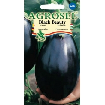 Seminte vinete Black Beauty(2 gr), Agrosel