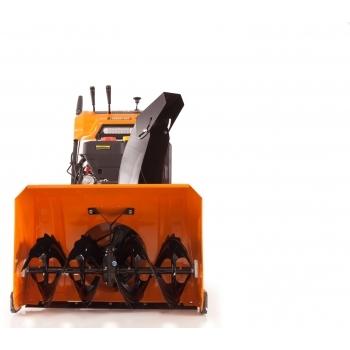 Freza pentru zapada Ruris Everest 603, benzina, putere 9 Cp, latime de lucru 76 cm, inaltime de lucru 51cm, pornire electrica si la sfoara, 6 viteze inainte + 2 inapoi #2