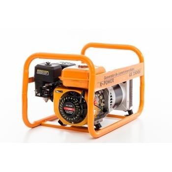 Generator de curent Ruris, R-Power GE2500S, monofazic, putere 2.8 kW, benzina, putere motor 7 Cp, tensiune 220 V, pornire manuala #15
