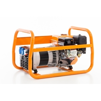 Generator de curent Ruris, R-Power GE2500S, monofazic, putere 2.8 kW, benzina, putere motor 7 Cp, tensiune 220 V, pornire manuala #9