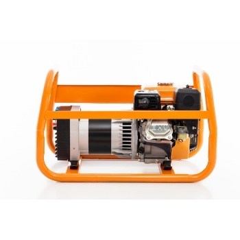 Generator de curent Ruris, R-Power GE2500S, monofazic, putere 2.8 kW, benzina, putere motor 7 Cp, tensiune 220 V, pornire manuala #10