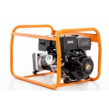 Generator de curent Ruris, R-Power GE 5000 S, monofazic, putere 5.5 kW, benzina, putere motor 13 Cp, tensiune 230 V, pornire manuala #12