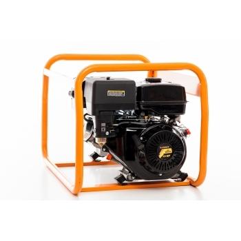 Generator de curent Ruris, R-Power GE 5000 S, monofazic, putere 5.5 kW, benzina, putere motor 13 Cp, tensiune 230 V, pornire manuala #13