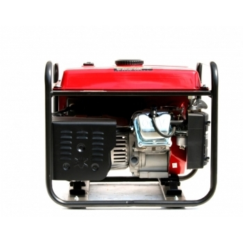 Generator de curent O-mac, Loncin LC1600, monofazic, putere 1.1 kW, benzina, putere motor 2.1 Cp, tensiune reglabila 240 V, pornire manuala #3