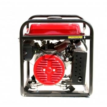 Generator de curent O-mac, Loncin LC1600, monofazic, putere 1.1 kW, benzina, putere motor 2.1 Cp, tensiune reglabila 240 V, pornire manuala #2
