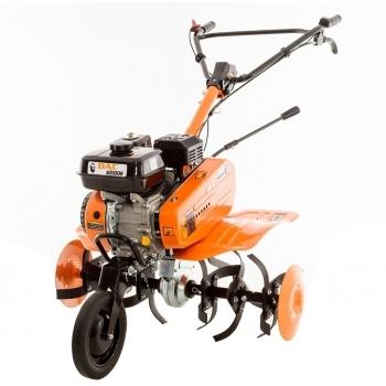 Motosapa Ruris DAC 6000K, benzina, putere 6.5 CP, latime de lucru 56-83  cm, pornire la sfoara, 2 viteze inainte + 1 inapoi