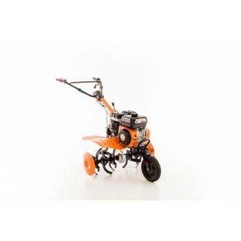 Motosapa Ruris DAC 6500K + roti de cauciuc, benzina, putere 6.5 Cp, latime de lucru 56-83 cm, pornire la sfoara, 2 viteze inainte + 1 inapoi #12