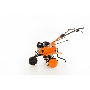 Motosapa Ruris DAC 6500K + roti de cauciuc, benzina, putere 6.5 Cp, latime de lucru 56-83 cm, pornire la sfoara, 2 viteze inainte + 1 inapoi #18